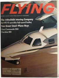 Flying Magazine. March, 1973. Vol. 92, No. 3