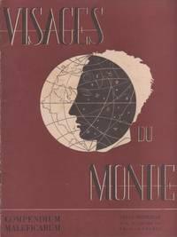 VISAGES DU MONDE n° 21  Compendium Malleficarum  Janvier 1935  in-4  22 pp.. + Eglises de...