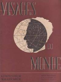 VISAGES DU MONDE n° 21, Compendium Malleficarum, Janvier 1935, in-4, 22 pp.  + Eglises de...