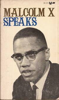 image of Malcolm X Speaks; Selected Speeches and Statements