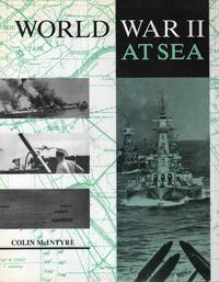 World War II Battle At Sea