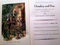 DEALINGS WITH THE FIRM OF DOMBEY AND SON. WHOLESALE, RETAIL, AND FOR EXPORTATION