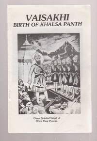 Vaisakhi Birth of Khalsa Panth