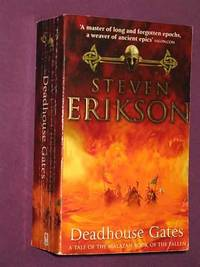 image of Deadhouse Gates (Book 2 of The Malazan Book of the Fallen)