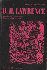 D. H. Lawrence: A Collection of Critical Essays