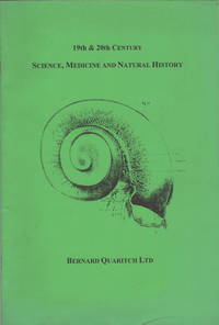 19th & 20th Century Science, Medicine and Natural History