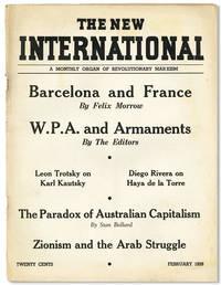 The New International. A Monthly Organ of Revolutionary Marxism. Vol. V, no. 2 (Whole No. 29), Feb 1939