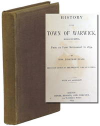 History of the Town of Warwick, Massachusetts, from its First Settlement to 1854
