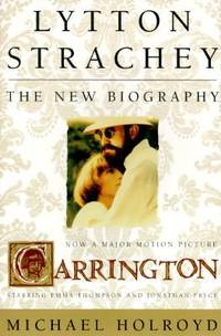 Lytton Strachey : The New Biography by Michael Holroyd - Paperback - 1995 - from ThriftBooks and Biblio.co.uk