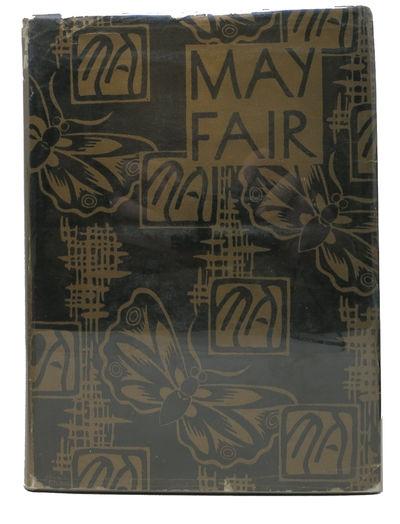 New York: George H. Doran Company, 1925. Black cloth binding with gilt lettering. Black & gold dust ...
