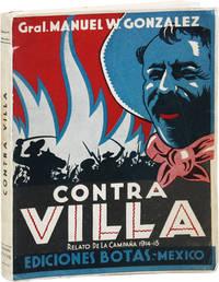Contra Villa. Relato de la Campaña 1914-1915