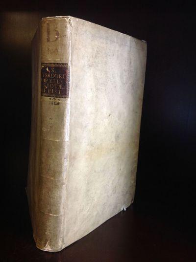 Venice: Casparis Ranconelle, 1745. First edition. 538p, printed in double columns. Folio. Bound in f...