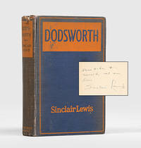 Dodsworth. by  Sinclair  Vita; LEWIS - First Edition - 1929 - from Peter Harrington (SKU: 126737)