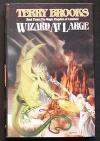 Wizard at Large [The Magic Kingdom of Landover, Book Three]