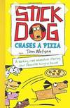 image of Stick Dog Chases a Pizza