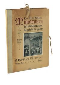Les très belles miniatures de la Bibliothèque Royale de Belgique