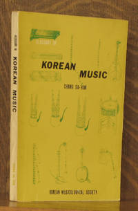 GLOSSARY OF KOREAN MUSIC