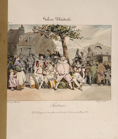 Paris: Chez Hy. Gaugain et Cie...et chez E. Ardit, 1828. Monnier's