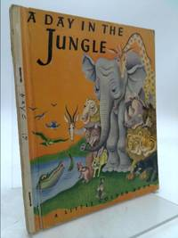 A Day in the Jungle Little Golden Book  No. 18