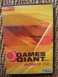 GAMES GIANT vol.1 bonus cd