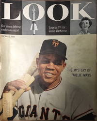 Look Magazine: May 3, 1955 (The Mystery Of Willie Mays)