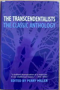The Transcendentalists by  Perry (Edited by) Miller - First Thus - 1978 - from Ultramarine Books (SKU: 005298)