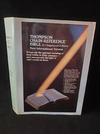 image of Thompson Chain Reference Bible. 2nd Improved Edition New International Version