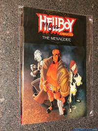 *Mignola Signed* Hellboy Animated Volume 3: The Menagerie (v. 3)