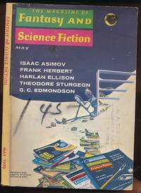 The Magazine of Fantasy and Science Fiction. Volume 38 No 5 (228). May 1970,