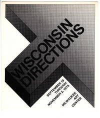 Wisconsin Directions September 19 Through November 2, 1973