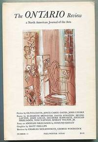 The Ontario Review: A North American Journal of the Arts: Fall-Winter 1979-80, Number 11