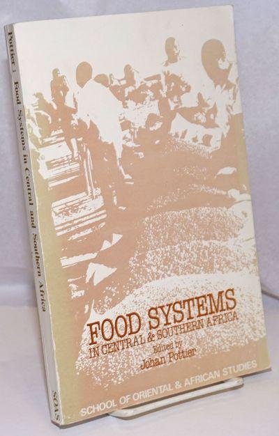 London: School of Oriental and African Studies, University of London, 1985. Paperback. viii, 287p., ...