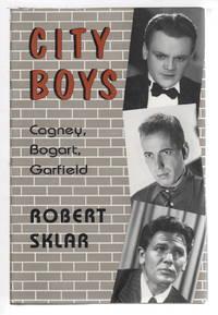 CITY BOYS: Cagney, Bogart, Garfield.
