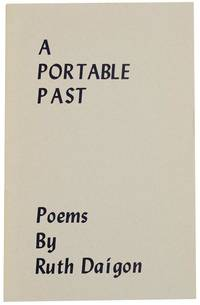 A Portable Past by  Ruth DAIGON - First Edition - 1986 - from Jeff Hirsch Books, ABAA (SKU: 155265)