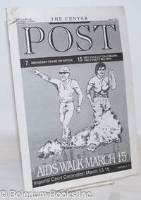 image of The Center Post March 1992: AIDS Walk March 15