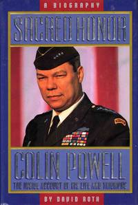 image of Sacred Honor a Biography Colin Powell the Inside Account of His Life and Triumphs