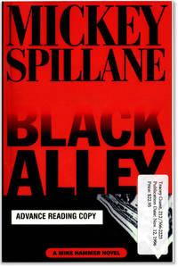 image of Black Alley. A Mike Hammer Novel.