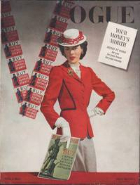 image of Vogue Magazine, April 1, 1942  - Cover Only