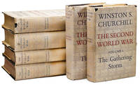 The Second World War: The Gathering Storm; Their Finest Hour; The Grand Alliance; The Hinge of Fate; Closing of the Ring; Triumph and Tragedy by CHURCHILL, Winston S - 1948-1954