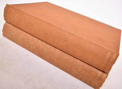 London, England: The Medici Society, 1928. VG, , dustjackets have some wear and chipping. Rust/brown...