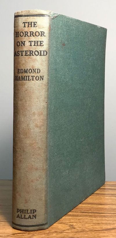 London: Philip Allan, 1936. Octavo, pp. 9-256, original green cloth, spine panel stamped in black. F...