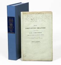 Sur les corpuscules organisés qui existent  dans l'atmosphère:  Examen de la doctrine des générations spontanées (1861)