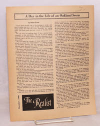 The realist [unnumbered supplement]; December, 1968. A day in the life of an Oakland Seven, by Reese Erlich