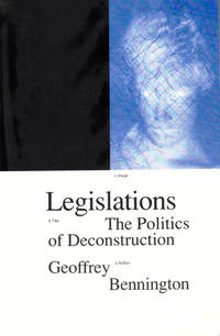 image of Legislations: The Politics of Deconstruction