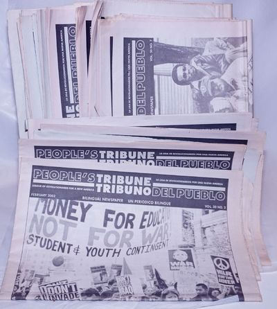 Chicago: Communist Labor Party of the United States of North America, 2005. Newspaper. Twenty-six is...
