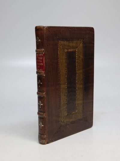 London: Williams, 1650. hardcover. very good(+). Hand colored copper engraved frontispiece. 12mo, vi...