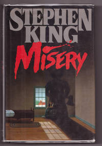 Misery by Stephen King - First Trade Edition - 1987 - from Uncommon Works, IOBA and Biblio.com