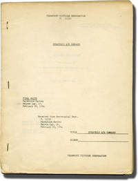 image of Strategic Air Command (Original screenplay for the 1955 film)