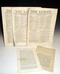 image of 5 Individual  Papers (3 of The Lancet and 2 Off-prints)