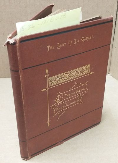 New York: Anson D.F. Randolph & Co. Hardcover. 12mo; Publishing date not present; Good condition Har...